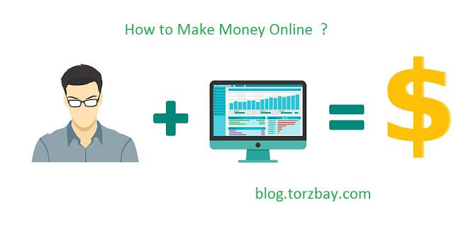 How To Make Money Online ? Legit Ways to Make Money Online !